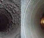 Limpia tu chimenea, ¿ves la diferencia?